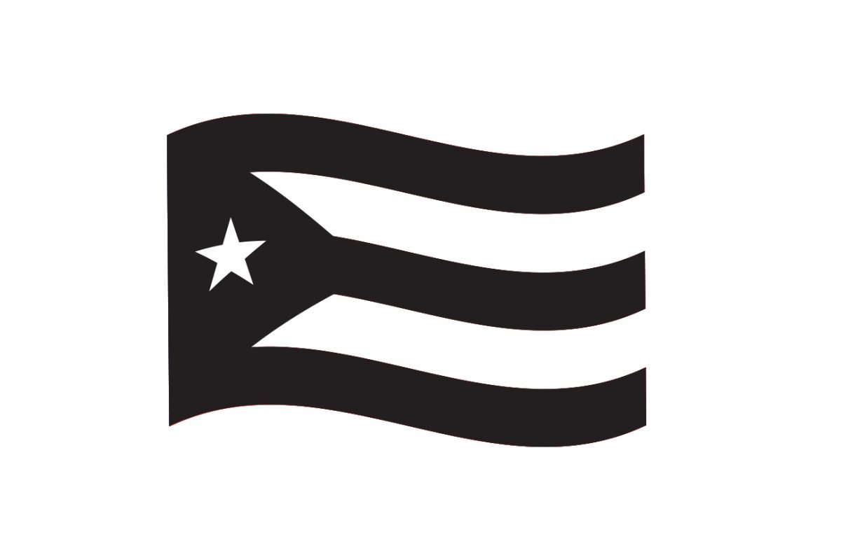 Puerto Rico Independence Flag